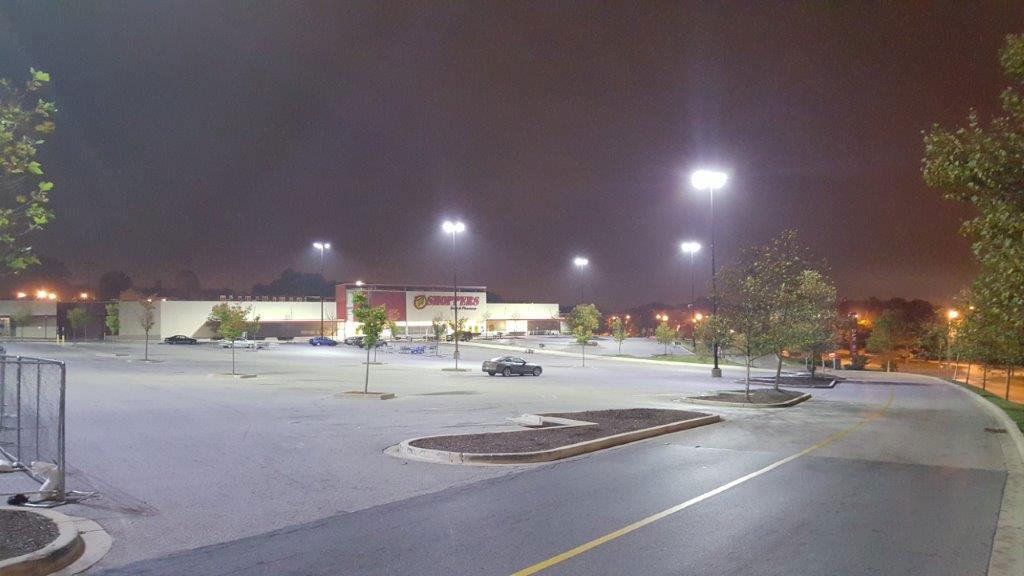 Energy Managment Mondawmin Mall